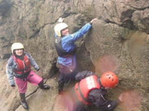Land Image Coasteering