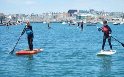 TRY Paddle this August Bank Holiday Monday!