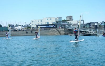 WindSUP Day – two watersports, one day!