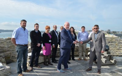 Mount Batten Tower gets new lease of life