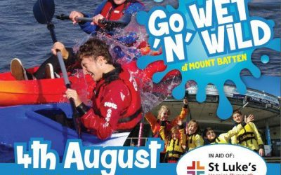 Get Wet and Wild for St Lukes