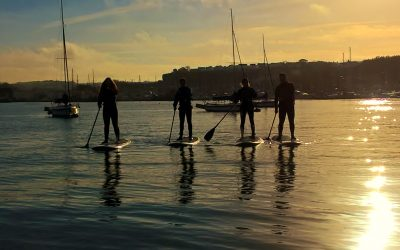 A Stand up Paddleboard evening like no other!