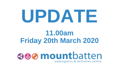 Update 11am Friday 20th March – Notice of Temporary Closure