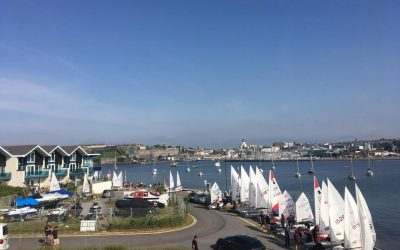 Plymouth welcomes the NSSA National Youth Regatta