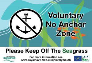 Voluntary No-Anchor Zone, Plymouth Sound