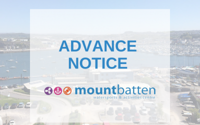 Advance Notice Centre closed 7th and 8th September 2021